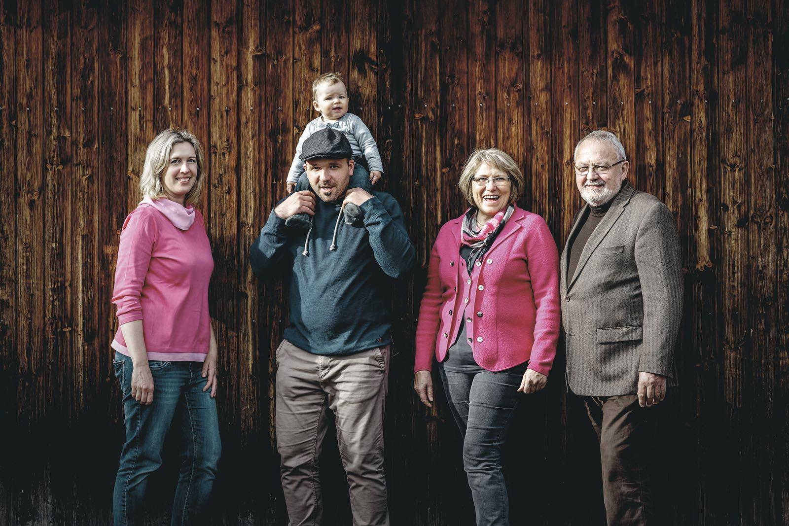 Familie Kröpfl