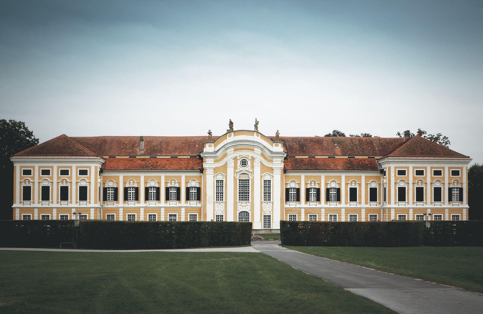 Kastenfenster - Schloss Schielleiten